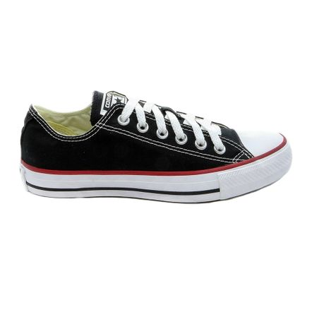 Tênis Converse All Star CT as Core Ox Preto/Vermelho CT0001000733
