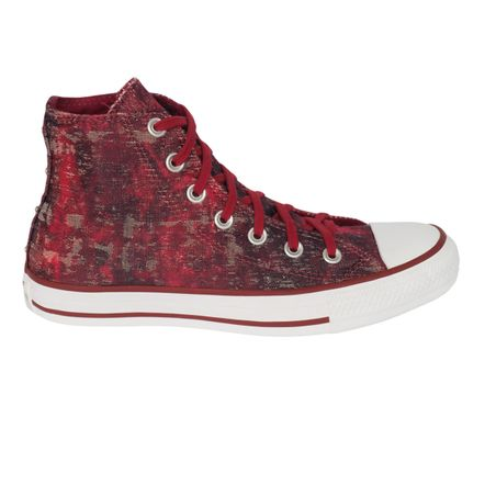 Tênis Converse Chuck Taylor All Star Hi Ruibarbo CT0486000234