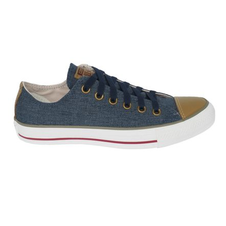 Tênis Converse Chuck Taylor All Star Ox Marinho CT04360001.33