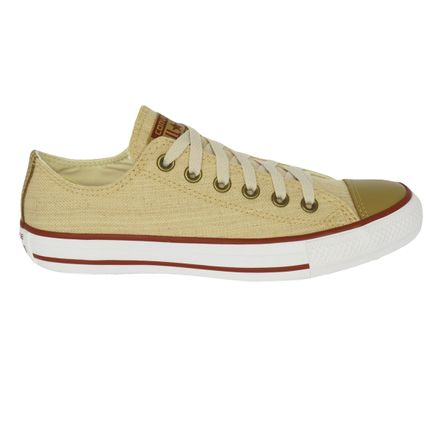 Tênis Converse Chuck Taylor All Star Ox Natural CT0436000233