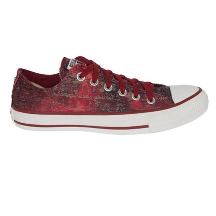 Tênis Converse Chuck Taylor All Star Ox Ruibarbo CT04870002.35