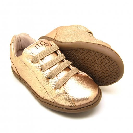 Tênis Duda Toddler - Gold Duda Toddler - 24 DudaToddler