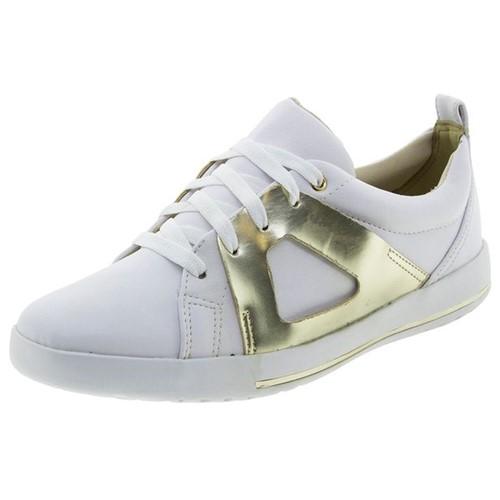 Tênis Feminino Branco ComfortFlex - 1759304 34