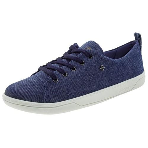 Tênis Feminino Casual Jeans Cravo & Canela - 138618PQ 33