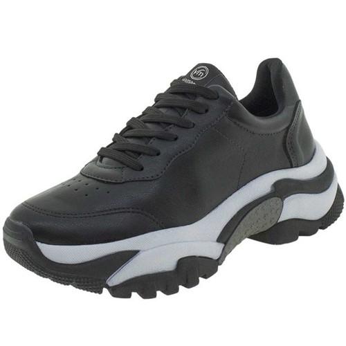 Tênis Feminino Dad Sneaker Via Marte - 197444 Preto 35