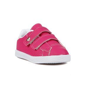 Tênis Flik Infantil para Bebê Menina - Rosa Pink 22