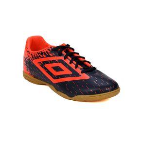 Tênis Futsal Masculino Umbro Azul Marinho/coral 39