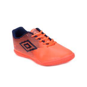 Tênis Futsal Masculino Umbro Coral/azul Marinho 38
