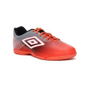 Tênis Futsal Masculino Umbro Coral/preto/branco 38