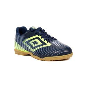 Tênis Futsal Masculino Umbro Speed Ii Azul Marinho/verde 44