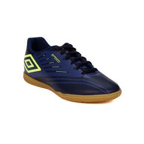Tênis Futsal Masculino Umbro Speed Iv Azul Marinho 39