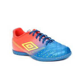 Tênis Futsal Masculino Umbro Verde/coral/azul 42