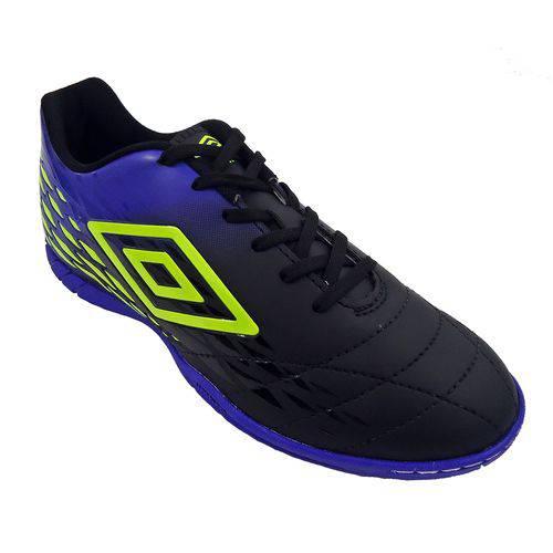 Tenis Futsal Umbro Fifty 2 Adulto Azul