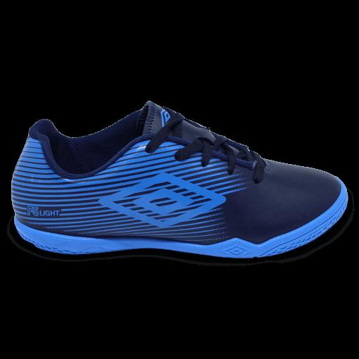 Tenis Futsal Umbro Of82058 F5 Light Jr Marinho/ OF82058 733 827863 OF82058733827863