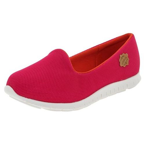 Tênis Infantil Feminino Pink Molekinha - 2515100