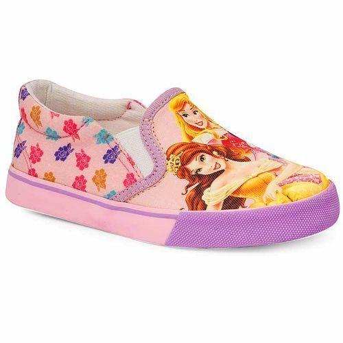 Tênis Infantil Iate Feminino Princesas - Disney