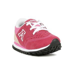 Tênis Infantil para Bebê Menina - Rosa Pink 18