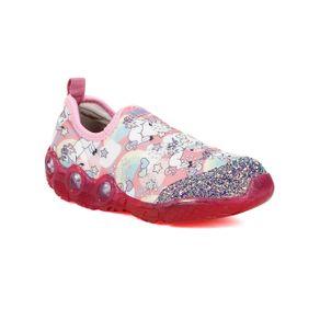 Tênis Infantil para Menina Bibi Space Wave Rosa 25