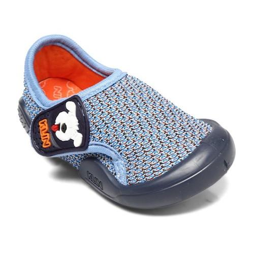 Tênis Klin New Confort Azul Jeans 179.029000-000277