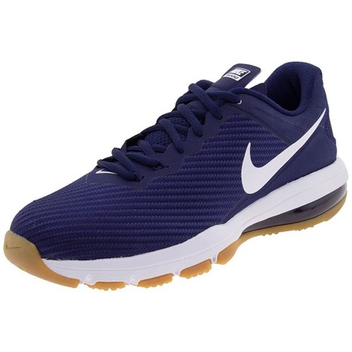Tênis Masculino Air Max Full Ride Nike - 869633 Azul 39