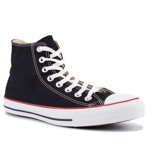 Tênis Masculino Converse All Star CT AS Core HI Lona Preto - 41