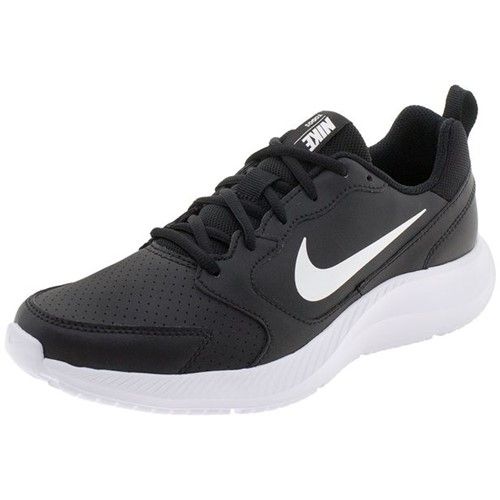 Tênis Masculino Todos Nike - Bq3198 Preto/branco 38