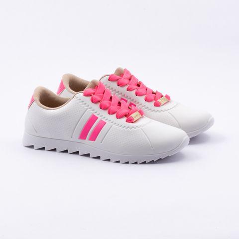 Tênis Moleca Neon Pink 34