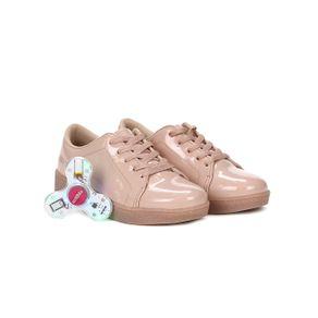 Tênis Molekinha Infantil para Menina - Rosa 31