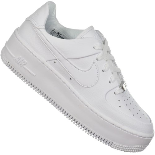 Tênis Nike Air Force 1 Sage Low W AR5339-100 AR5339100
