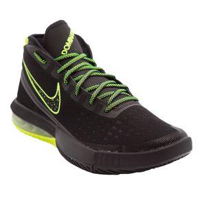 Tenis Nike Air Max Dominate Preto+limao 39