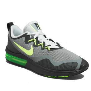 Tenis Nike Air Max Fury Cinza/Verde Masculino 38