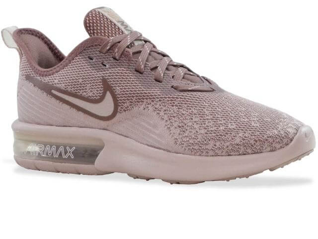 Tenis Nike Air Max Sequent 4 Rosa