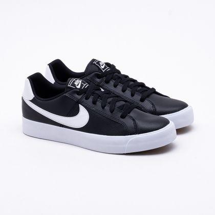 Tênis Nike Court Royale Ac Preto Masculino 39