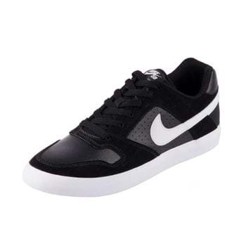 Tênis Nike Sb Delta Force Preto/Branco 44