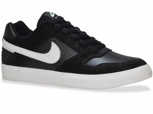 Tenis Nike SB Delta Force Vulc Preto Branco