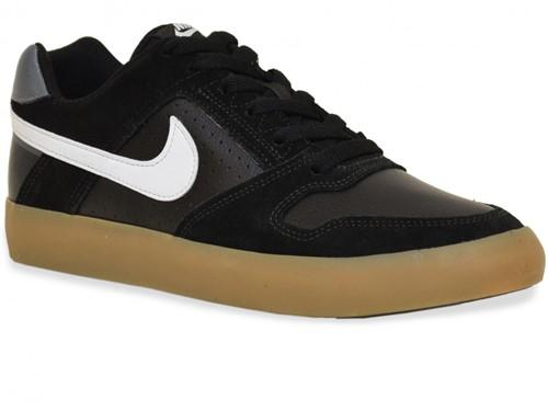 Tenis Nike Skate Sb Zoom Delta Force Vulc Preto Natural