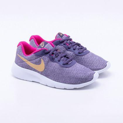 Tênis Nike Tanjun Juvenil Roxo 34