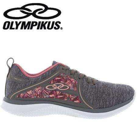 Tênis Olympikus Pretty Cinza Mescla