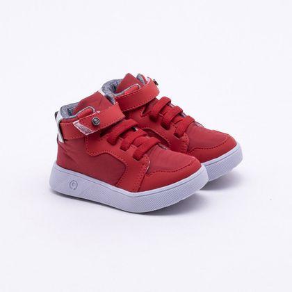 Tênis Ortopé Baby Casual Jr Vermelho 20