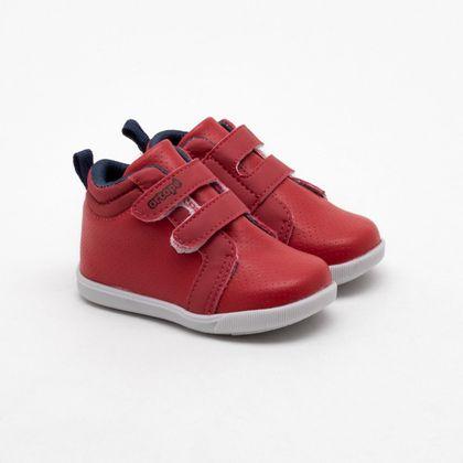Tênis Ortopé Baby Casual Vermelho 20