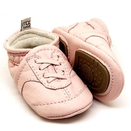 Tenis para Bebê Duda - Rosa
