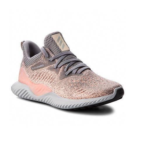 Tênis Running Adidas Feminino Alphabounce Beyond CG5579 Rosa/Cinza 36