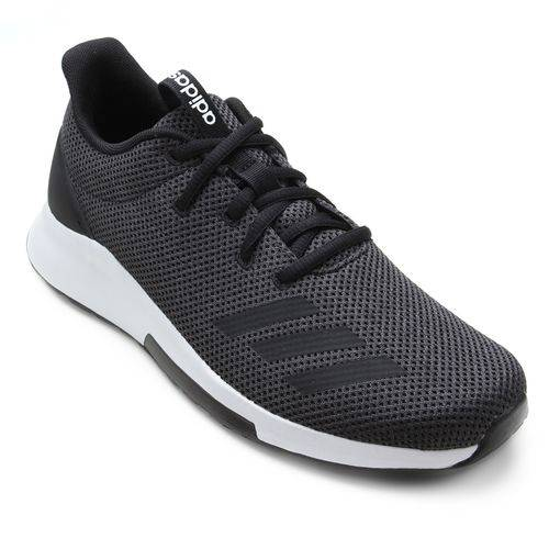 Tênis Running Adidas Puremotion B96551 Feminino Preto/Azul