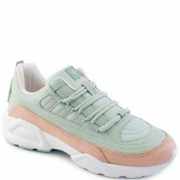 Tênis Sneaker Feminino Chunky Cravo e Canela 156303