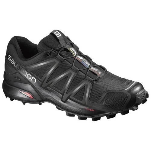 Tênis Speedcross 4 Feminino Preto 36 - Salomon Preto