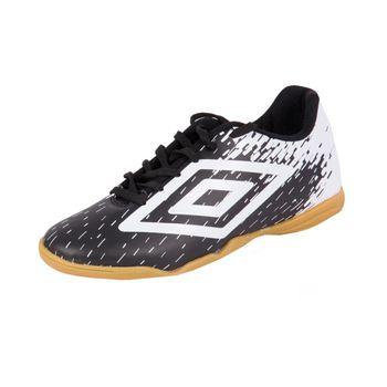 Tênis Umbro Futsal Indoor Footwar Preto/Branco 43