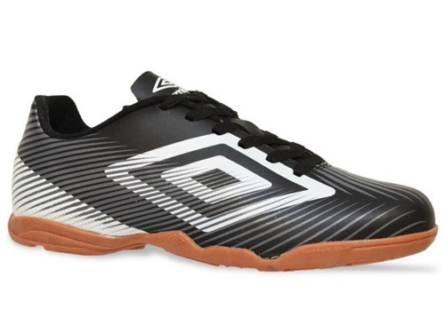 Tenis Umbro Futsal Speed Ii Preto Branco