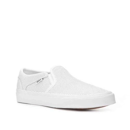 Tênis Vans Asher - Branco - 35