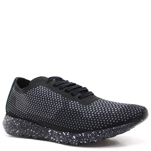 Tênis Zariff Shoes Casual Masculino Preto