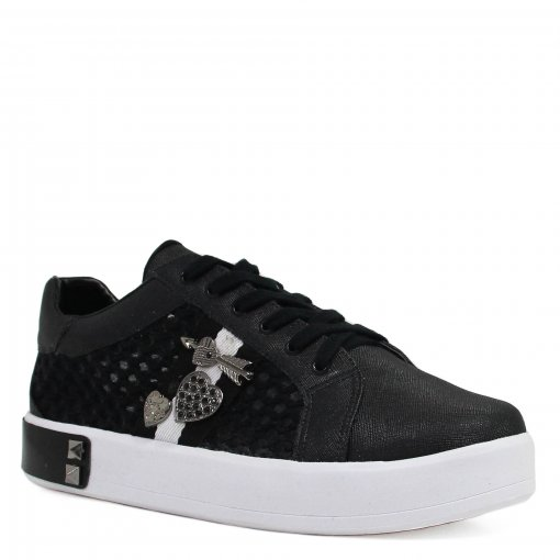 Tênis Zariff Shoes Flatform Metais 155013 | Betisa